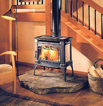 Freestanding Stoves A Cozy Fireplace Warrenville